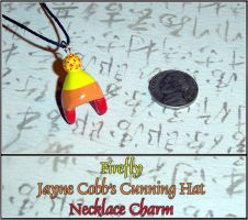 Firefly - Jayne Cobb Hat Charm by YellerCrakka