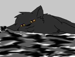 Yellowfang's Death Animation by BosleyBoz