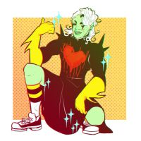 Lord Dominator by coeforoi