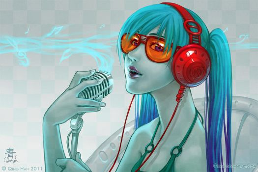 Addicted to Music by Qinni