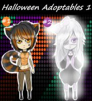 MARKED DOWN Halloween Adoptables 1 [CLOSED!] by Xx-Lord-V-xX