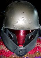 Brotherhood of Nod helmet by Dezelith