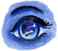 Starry Eye by Phisoxa