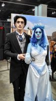 Vincent and Corpse Bride by Etrigan423