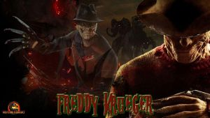 Mortal Kombat:Freddy Krueger by DarkGemineye
