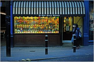 Ye Olde Sweet Shoppe by Chrobal