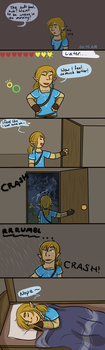 BotW: a reason to sleep in by ToonMidna1