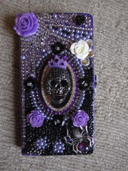 Decoden Phone Case for Me! by Blue-Moon-Maiden