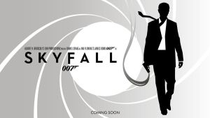 Skyfall teaser poster by JAMES-MI6