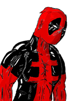 Deadpool by Purebreedalien