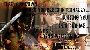 Damon + Elena (Vampire Diaries) ~ I'm Not An Angel by YoureStillAnInnocent