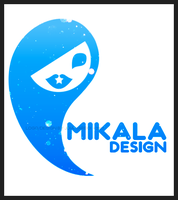 New Logo: Mikala Design by KawaiiDesign