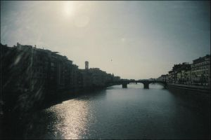 The Arno River by tedikuma