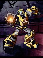 WFC Bumblebee by dcjosh