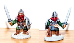 """""""Dwarf Fighter-2"""" Dungeons and Dragons by Xprinceofdorknessx"""