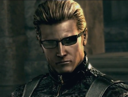 New Improved Wesker by wolfwarrior001