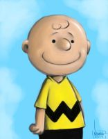 Charlie Brown by ArtNomad