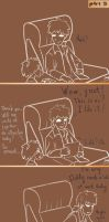 FNAF comic - A present for you [Part 5] by Ristorr