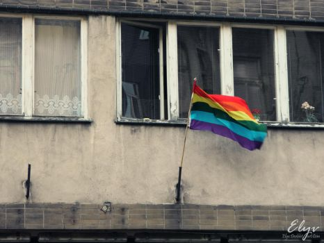 Ubiquitous Pride by Elyv