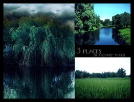 Exclusive places pack by Kechake-stock