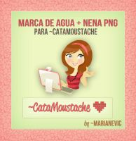 Pedidos para ~CataMoustache by Marianevic