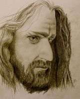 The Hobbit: Thorin by Lysyth