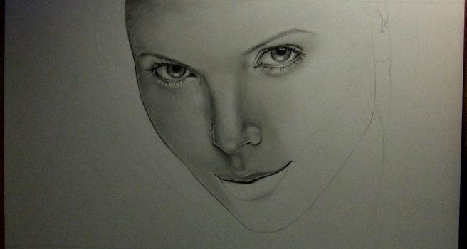 Charlize Theron WIP 2 by Lorelai82