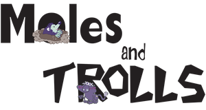 Moles and Trolls by FairyFindings