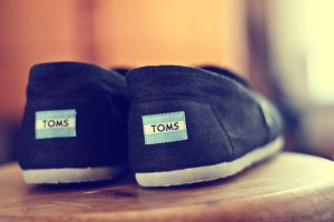 My Toms by ajohns95616