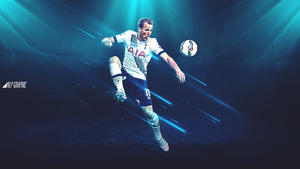 Harry Kane by AlpGraphic13