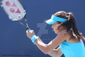 Ana Ivanovic 2 by louisebin