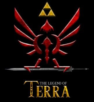 The Legend of Terra: Cover (Updated!) by MrWatch