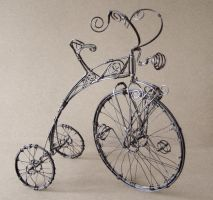 bicycle by anatolto