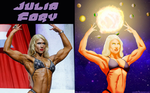 Goddess Of The Stars Julia Fory By Ulics by zenx007