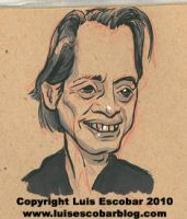 Steve Buscemi by LuisEscobar