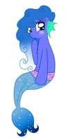 Adoptable 3# Seapony by Chocoecaramell