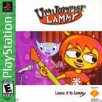 Um Jammer Lammy PS1 Cover Greatest HIts Mock by MamonFighter761