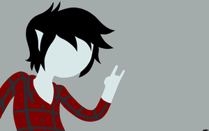 Marshall Lee Wallpaper. by WiggaBuySomeApples