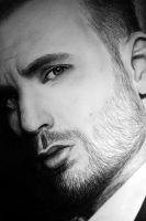 Chris Evans by Kjerjen