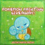 Pokemon Giveaway by fuish