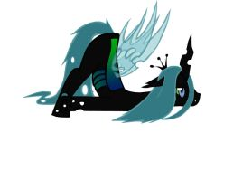 Chrysalis scoot Colored by mattwidder