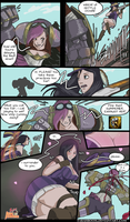 ARAM Adventures: Your games 'Exhaust' me. by FarahBoom
