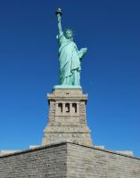 Statue of Liberty by AntonioSkywalker