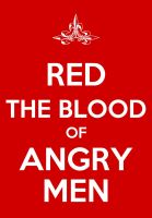 Red the blood of angry men by XXroflnesshaXX