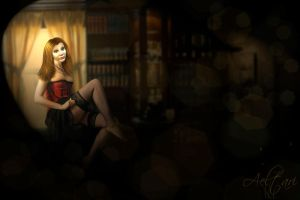 Once Upon A Time In Luskan by Aeltari