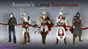 Assassin's Creed Revelations by MasterAmin