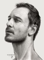 Michael Fassbender by Thor-Link