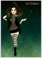 I'm Slytherin by SinCommonStitches