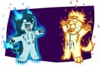 FIRE!! by rogue-paw