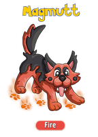 Contest Fakemon  - Magmutt by Trueform